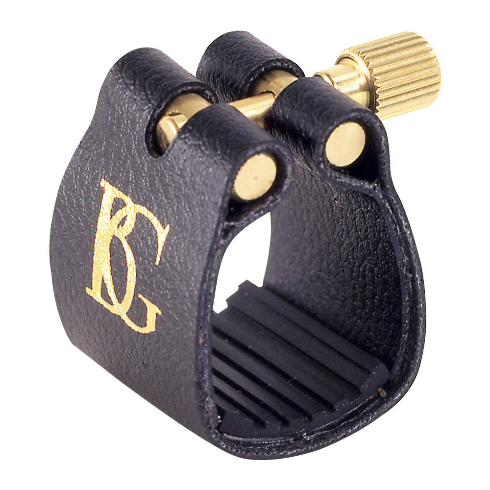 Abrazadera BG L16 Standard De Cuerina Para Saxo Sopranino-73