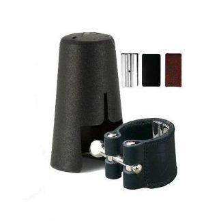Abrazadera Cuero Vandoren Clarinete Eb (mib) Capuchon Plast-218