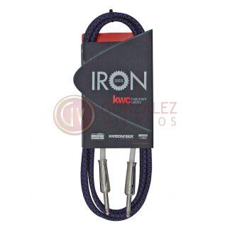 Cable Kwc Iron 203 Plug - Plug Mallado 3 Metros-434