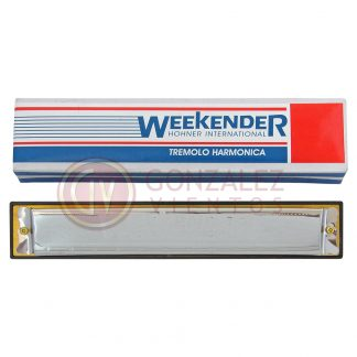 Armonica Hohner Weekender 48 Voces Diatonica en Do (C)-178
