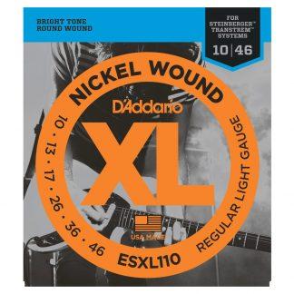 Encordado Daddario ESXL110 Double Ballend Guitarra Electrica-1802