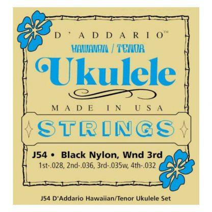 Encordado DAddario para Ukelele Tenor J54-1848