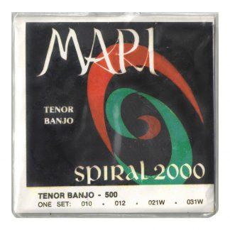 Encordado Daniel Mari Spiral 2000 para Banjo Tenor-1909