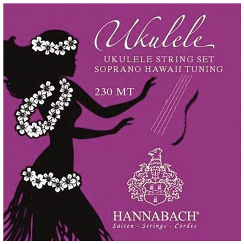 Encordado Hannabach 230 MT para Ukelele Soprano-1919