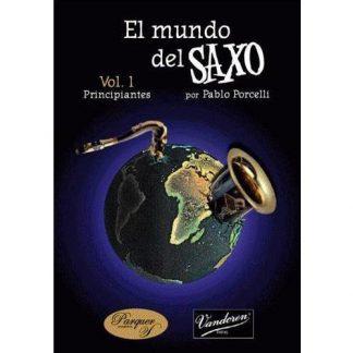 El Mundo del Saxo Vol 1 - Saxo para Principiantes-2284