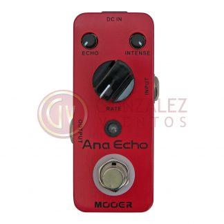 Pedal Mooer Ana Echo para Guitarra Electrica-2557