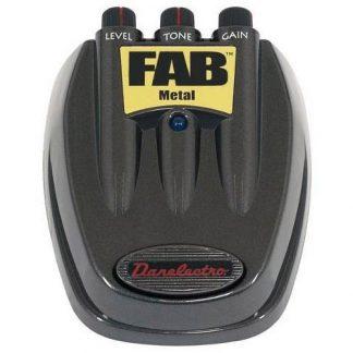 Pedal Danelectro FAB D-3 Metal para Guitarra Electrica-2352