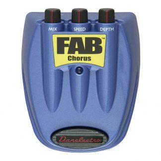 Pedal Danelectro FAB D-5 Chorus para Guitarra Electrica-2361