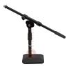 Pie - Soporte Stagg MIS-1112 BK Boom de Mesa para Microfono-2709