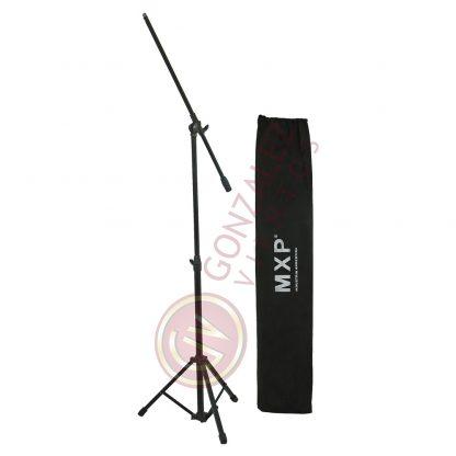 Pie - Soporte MXP Jirafa Telescopico para Microfono con Funda-2688