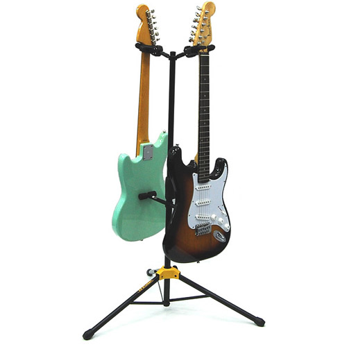 Pie Hercules Doble GS422B para Guitarra o Bajo-2794