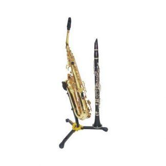 Pie Hercules DS532BB Saxo Alto Tenor y Clarinete Flauta-2853