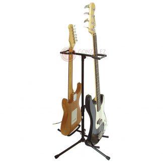 Pie Doble MXP MS-102 para Guitarra o Bajo-2755