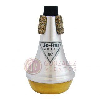 Sordina Jo-Ral TPT5B Straight para Trompeta Piccolo-3418