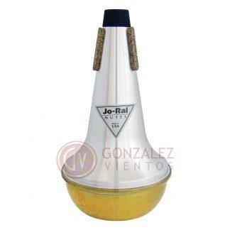 Sordina Jo-Ral TRB1B Straight para Trombon-3421