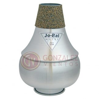 Sordina Jo-Ral TRB3 Bubble Wah Wah de Aluminio para Trombon-3424
