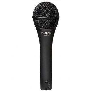 Microfono Audix OM2 de Voz Dinamico Hipercardioide-3675