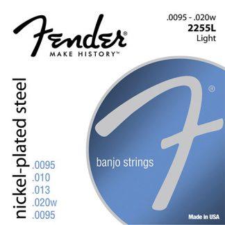 Encordado Fender 073-2255-403 para Banjo-3777
