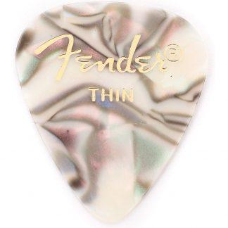 Pua Fender 098-0351-757 Abalone Thin-3787