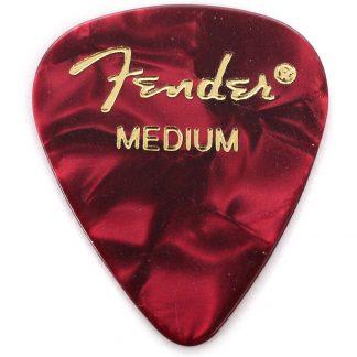 Pua Fender 098-0351-809 Red Moto Medium-3795