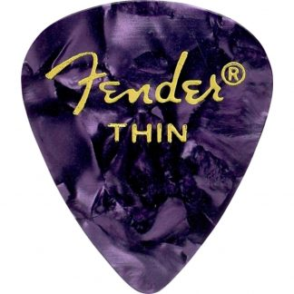 Pua Fender 098-0351-776 Purple Moto Thin-3793