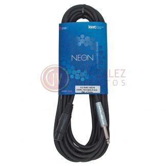 Cable Kwc Neon 112 Plug - Canon Hembra 9 Metros-534