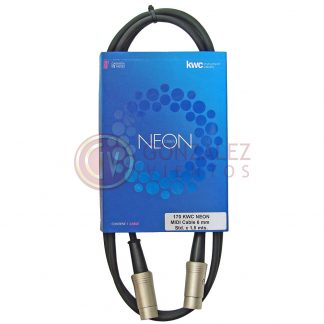 Cable Kwc Neon 170 Midi - Midi 1,5 Metros-1002