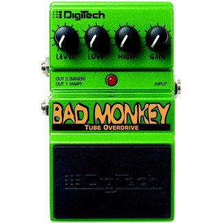 Pedal Digitech Bad Monkey Tube Overdrive Dbm G. Electrica