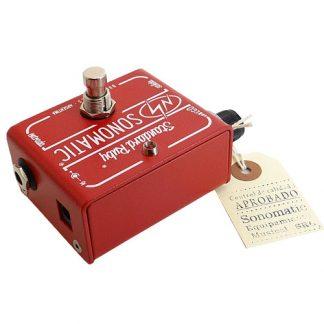 Pedal Sonomatic Booster Standard Ruby Cristalino Guitarra-2599