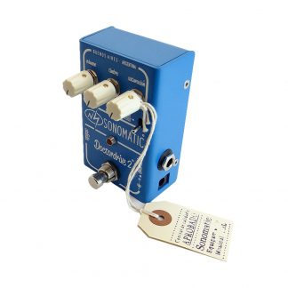 Pedal Sonomatic Doctordrive 2 Overdrive para G. Electrica-2609