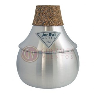 Sordina Jo-Ral TPT2A Bubble Wah Wah de Aluminio para Trompeta-3412