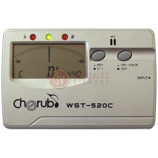Afinador Cromatico Cherub WST-520C-597