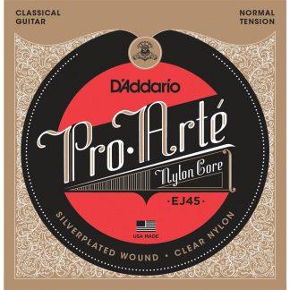 Encordado DAddario Pro Arte EJ45 Normal Guitarra Clasica-1852