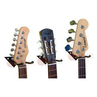 Soporte de Pared Whale 400660 para Guitarra o Bajo-3087