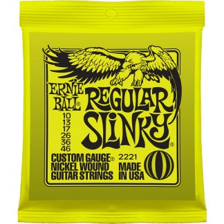Encordado Ernie Ball Slinky Nickel Wound Guitarra Electrica-1914