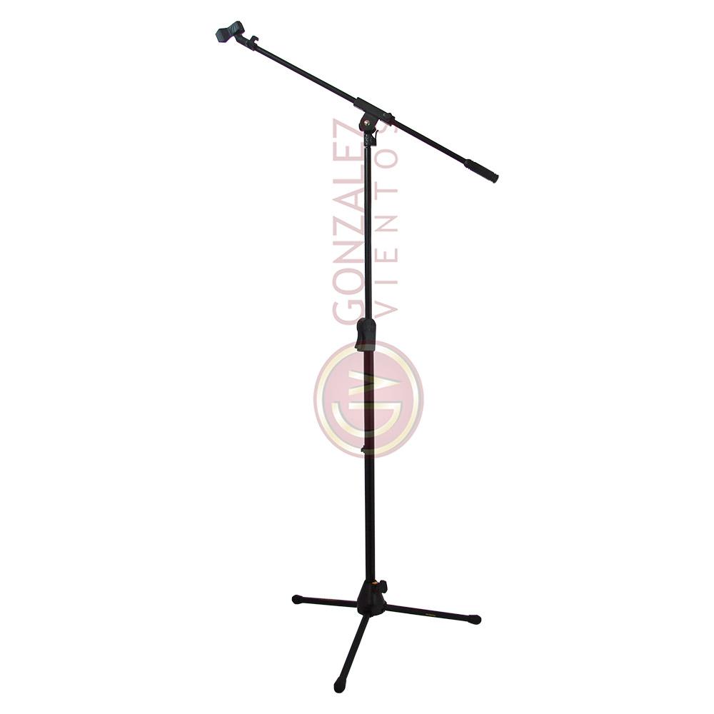 Pie Hercules MS531B Recto y Jirafa Telescopico para Microfono-4125