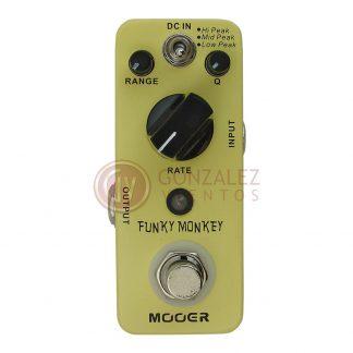 Pedal Mooer Auto Wah Funky Monkey-4191