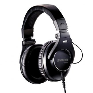 Auricular Shure SRH840 Cerrado De Estudio-4524