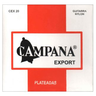 Encordado Campana Export CEX 20 Para Guitarra Clasica-4612