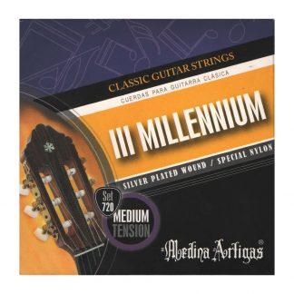 Encordado Medina Artigas III Millennium Set 720 Para Guitarra Clasica-4615