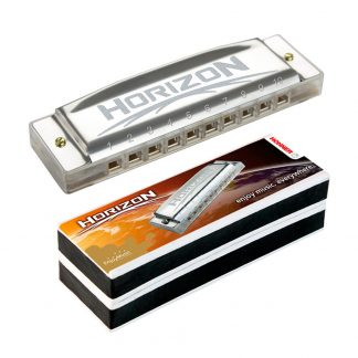 Armonica Hohner Horizon Diatonica En Do (C)-4733