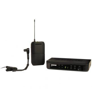 Microfono Inalambrico Shure BLX14/B98 Para Vientos / Percusion-4758