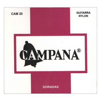 Encordado Campana CAM20 Para Guitarra Clasica-4791