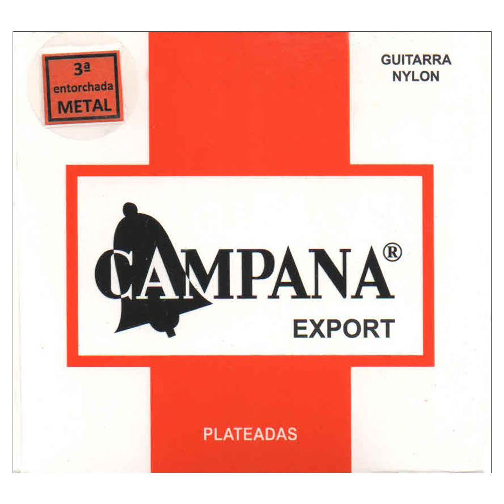 Encordado Campana Export 3era Metal Para Guitarra Clasica-4792