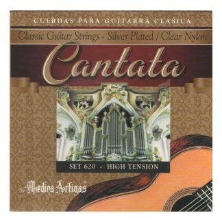 Encordado Cantata Set 620 Tension Alta Guitarra Clasica-4796
