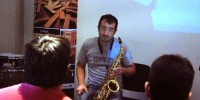 Rico Master Class - Pierre Bertrand (2)