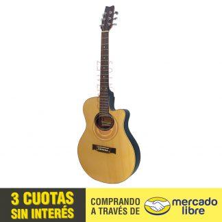 Guitarra Acustica Gracia ABI
