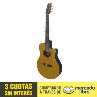 Guitarra Electroacustica Gracia ABI EQ