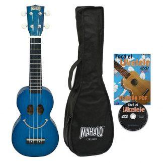 Mahalo U-SMILE Azul